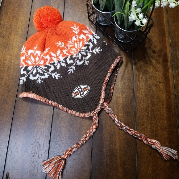 2171644ed ❣REDUCED❣Cleveland Browns NFL Women's knit hat